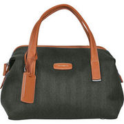 Samsonite Lite DLX Beautycase 37 cm, dark olive SAMSONITE