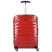 Samsonite Lite-Shock Spinner 4-Rollen Kabinentrolley 55 cm, chili red SAMSONITE
