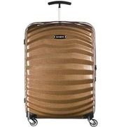 Samsonite Lite-Shock Spinner 4-Rollen Trolley 75 cm, sand SAMSONITE