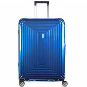 Samsonite Neopulse Spinner 4-Rollen Trolley 69 cm, metallic blue SAMSONITE