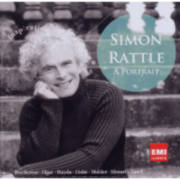 SIMON RATTLE-A PORTRAIT WARNER MUSIC GROUP GERMANY