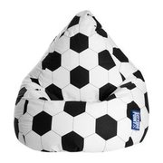 Sitting Point Sitzsack BeanBag Fussball L 120 l SITTING POINT