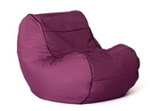 Sitting Point Sitzsack ChillyBean Scuba 300 l Aubergine SITTING POINT