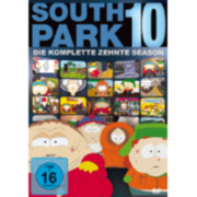 South Park - Staffel 10 (Repack) Animation/Zeichentrick DVD UNIVERSAL PICTURES V. (FRONT-V