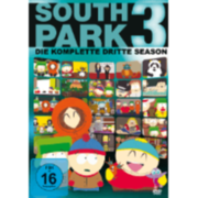 South Park - Staffel 3 (Repack) Animation/Zeichentrick DVD UNIVERSAL PICTURES V. (FRONT-V