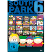 South Park - Staffel 6 (Repack) Animation/Zeichentrick DVD UNIVERSAL PICTURES V. (FRONT-V