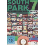 South Park - Staffel 7 (Repack) Animation/Zeichentrick DVD UNIVERSAL PICTURES V. (FRONT-V
