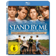 Stand by me - Das Geheimnis eines Sommers Anniversary Edition Abenteuer Blu-ray SONY PICTURES HOME ENTERTAINME