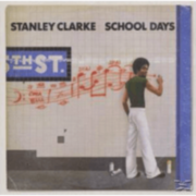 Stanley Clarke School Days Jazz CD SONY MUSIC ENTERTAINMENT (GER)