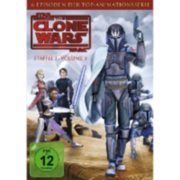 Star Wars: The Clone Wars - Staffel 2 / Vol. 3 TV-Serie/Serien DVD WARNER HOME VIDEO GERMANY