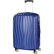 Stratic Onda, 4-Rollen-Trolley, blau 55 cm STRATIC