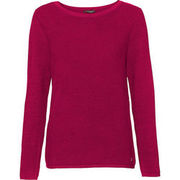 Street One Damen Pullover Robby, pink STREET ONE