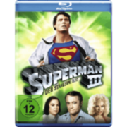 Superman 3 - Der stählerne Blitz Action Blu-ray WARNER HOME VIDEO GERMANY