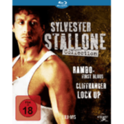 Sylvester Stallone Collection - (Blu-ray) STUDIOCANAL GMBH