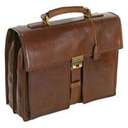 The Bridge Story Uomo Aktentasche Leder 41 cm, marrone-braun THE BRIDGE