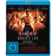 THE LEGEND OF BRUCE LEE (UNCUT EDITION) - (Blu-ray) SOULFOOD MUSIC DISTRIBUTION
