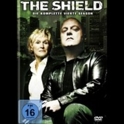 The Shield - Staffel 4 TV-Serie/Serien DVD SONY PICTURES HOME ENTERTAINME