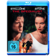 The Specialist Action Blu-ray WARNER HOME VIDEO GERMANY