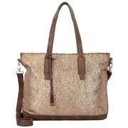 Tom Tailor Kari Shopper Tasche 35 cm, kupfer E TOM TAILOR