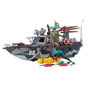 True Heroes - Navy Seal Boot TOYS ´R´ US