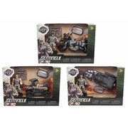 True Heroes - Soldier Figure & Small Vehicle, sortiert TOYS ´R´ US
