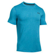 Under Armour Herren T-Shirt Threadborne Fitted, azur UNDER ARMOUR