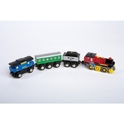 Universe of Imagination - Battery Operated Steam Engine Pack TOYS ´R´ US