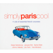 Various - Simply Paris Cool - (CD) SOULFOOD MUSIC DISTRIBUTION