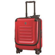 Victorinox Spectra 2.0 Dual-Access Global Carry-On 4-Rollen Kabinentrolley 55 cm, red VICTORINOX