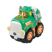 VTech - Tut Tut Baby Flitzer: Press & Go Monster Truck VTECH