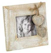 Walther Portraitrahmen ´´Le Coeur´´, Holz, 9x9cm WALTHER
