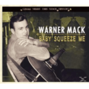 Warner Mack - Baby Squeeze Me (Gonna Shake This Shack Tonight, P - (CD) BEAR FAMILY RECORDS GMBH