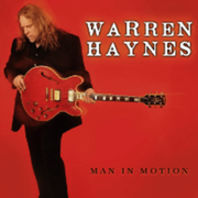 Warren Haynes - Man In Motion - (CD) GOOD TO GO GMBH