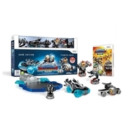 Wii - Skylanders SuperChargers Racing Dark Edition, Starter Pack ACTIVISION BLIZZARD