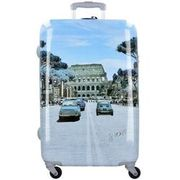 Y Not 4-Rollen Trolley 79 cm, weekend in rome Y NOT
