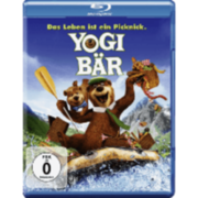 Yogi Bär Komödie Blu-ray WARNER HOME VIDEO GERMANY
