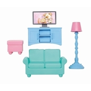 You & Me - Happy Together, Deluxe Möbel Set Wohnzimmer TOYS ´R´ US