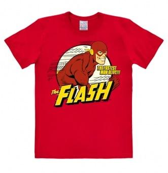 T-Shirt Flash - The Fastest Man Alive