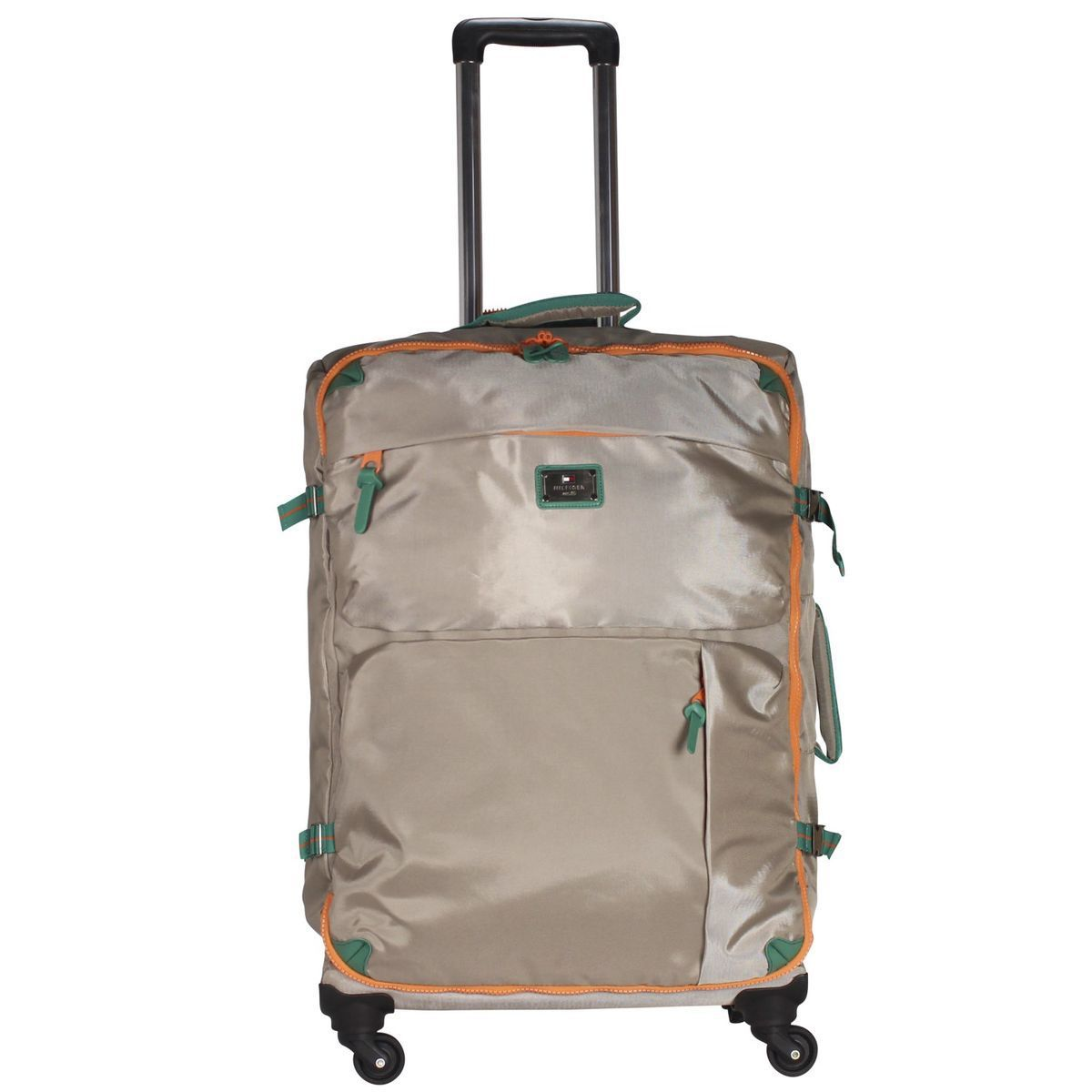 Tommy Hilfiger Burlington 4-Rollen Trolley 60 cm, dune