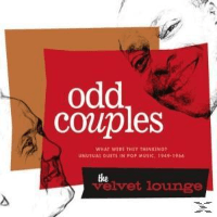 Various - Odd Couples - What Were They Thinking? - (CD)