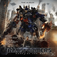 Various:Ost/Various - Transformers-Dark Of The Moon - (CD)