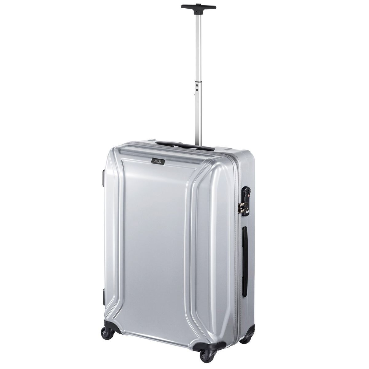 Zero Halliburton Zero Air II 4-Rollen Trolley 62 cm, silver coloured